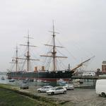 "Британский ""Севастополь"" или Portsmouth Historic Dockyard"