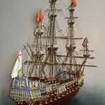 SOVEREIGN OF THE SEAS 1:78 масштаб, набор Mantua