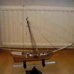 Virginia Armed Sloop 1:48