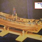 The Royal Yacht  FUBBS    1724